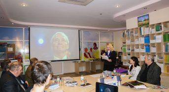 На Київщині в університеті відбувся круглий стіл «Космос кличе нас»