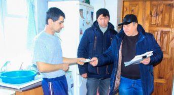 В Переяславі-Хмельницькому державні виконавці здійснюють виїзди за адресами боржників аліментів