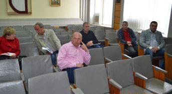 Перший заступник міського голови провів робочу нараду за участю керівників комунальних служб міста