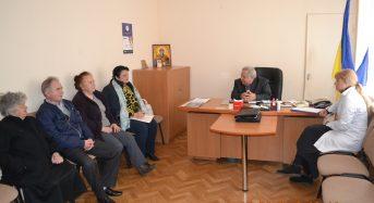 В Переяславі-Хмельницькому відбулося чергове засідання правління ГО «Лікарняна каса»