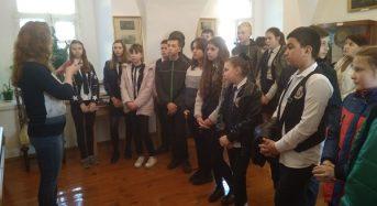 На Київщині ліцеїсти відвідали Переяславський колегіум заснований в 1738 році