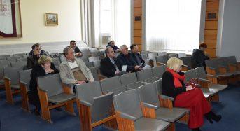 Відбулося позачергове засідання виконавчого комітету міської ради