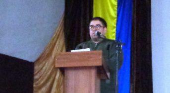 На Київщині відбулась лекція для воїнів артилерійської бригади – «Переяслав у історії: міфи, ідеологія та історична пам'ять»