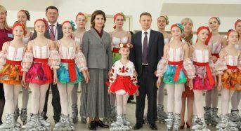 Марина Порошенко провела зустріч із керівниками місцевого самоврядування Київщини щодо створення Інклюзивно-ресурсних центрів