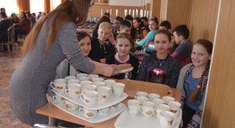На Київщині учні училища провели незабутнє свято День щастя для вихованців ліцею «Патріот»