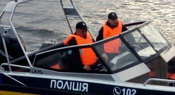 В Переяславі-Хмельницькому цілодобово почала нести службу водна поліція
