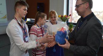 Педагог та учні закладу професійно-техосвіти відвідали Литву на запрошення друзів-колег