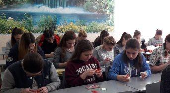 На Київщині провели майстер-клас по оздобленню основного атрибуту свята – Великодніх яєць