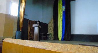 Лекцію «Чорнобильська катастрофа в Україні» військовим-артилеристам прочитав музейник