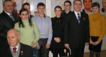 На Київщині у Всесвітній день авіації та космонавтики ліцеїсти зробили екскурсію до музею Космосу