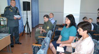 В Переяславі відбувся захід військово-патріотичного виховання учнівської молоді «Презентація професії прикордонника»