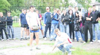 На Київщині відбувся черговий чемпіонат вишу із богатирського багатоборства