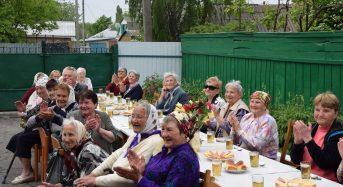 В Переяслав-Хмельницькому центрі соціального захисту пенсіонерів та інвалідів відбулися заходи з відзначення Дня пам'яті та примирення