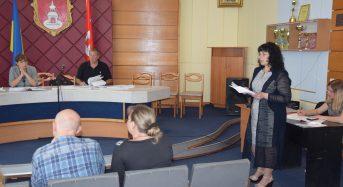 Відбулося передсесійне засідання профільної депутатської комісії з питань регламенту, депутатської етики, контролю за виконанням рішень Ради, співпраці з органами самоорганізації населення, законності та правопорядку, запобігання і протидії корупції, охорони прав і законних інтересів громадян