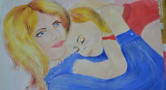 В міській школі пройшов конкурс тематичних малюнків до Міжнародного дня сім'ї та Дня матері