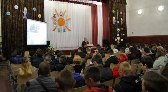 В Переяслав-Хмельницькому ЦПТО для випускників загальноосвітніх шкіл міста та району організували День відкритих дверей