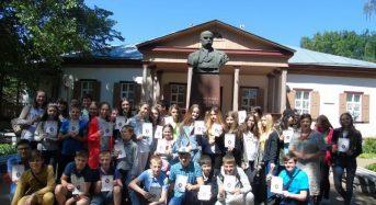 Діти зі столиці взяли участь у квесті «Юні дослідники Шевченкіади» у Музеї «Заповіту» Т.Г. Шевченка