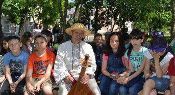 В Переяславі відбувся культурологічний захід «Кобзарський майдан»