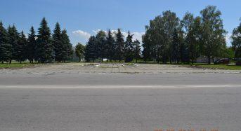 Реконструкція Борисоглібської площі