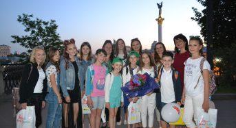 В Києві відбувся конкурс дитячої творчості «Яскраві діти України» Київщини (Фоторепортаж)