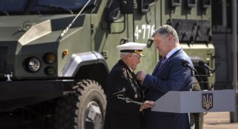 Низький уклін вам та шана за ваш життєвий шлях – Президент привітав ветерана Другої світової війни Івана Залужного зі столітнім ювілеєм