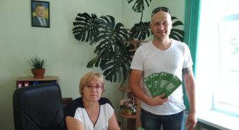 Проведено зустріч із начальником відділу «Переяслав-Хмельницьке бюро правової допомоги»