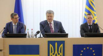Робоча поїздка Президента України до Донецької та Запорізької областей (Відео)