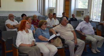 Члени архітектурної ради розглянули питання створення та розміщення пам'ятника Герою України Михайлу Сікорському