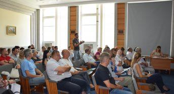 Відбулося третє пленарне засідання п'ятдесят другої сесії міської ради