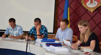 Відбулося засідання депутатської комісії з питань земельних відносин, комунальної власності, будівництва та архітектури