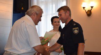 На Київщині відзначили День дільничних офіцерів поліції України (Фоторепортаж)