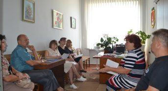 Відбулося чергове засідання оперативного штабу із координації проведення оздоровлення та відпочинку дітей і підлітків міста