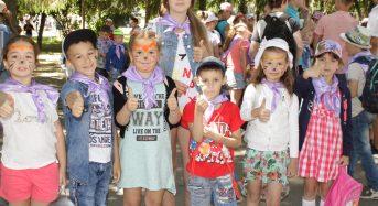 Святково, весело та емоційно у місті відзначили День захисту дітей (Фоторепортаж)