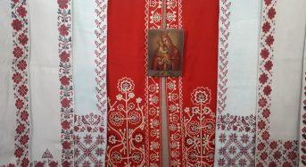 До Дня Конституції в НІЕЗ «Переяслав» відкрито виставку: «Рушники-божники кінця ХІХ – першої половини ХХ ст.»