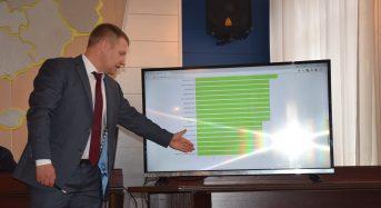 Олександр Горган презентував жителям Переяславщини інтерактивний ресурс Uvaga.ua