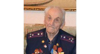 На Київщині привітали ветерана Другої світової війни з 95-річчям
