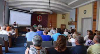 Відбулося засідання 14 виконкому Переяслав-Хмельницької міської ради