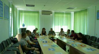 Провели семінар для клієнтівПереяслав-Хмельницького міськрайонного відділу з питань пробації на тему: «Допомога в працевлаштуванні»