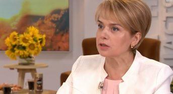 Лілія Гриневич дала поради батькам для підготовки до нового навчального року