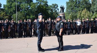 «Поліція з народом» – під таким гаслом у Переяславі відбувся неординарний захід (Фоторепортаж)
