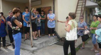 Проведення зустрічі в трудовому колективі ТОВ  «Завод «Вертикаль».