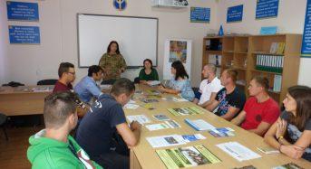 Відбувся семінар з орієнтації на службу в Збройних Силах України