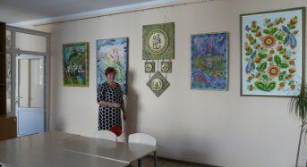 Відкрилася виставка «Інноваційних художніх технік»