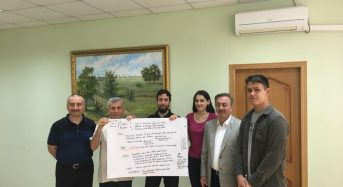 Співпраця університету зі Стамбульським фондом науки та культури продовжується