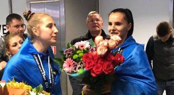 Із переяславкою, медалісткою ЧС з баскетболу Вікторією Кондусь зустрівся Сергій Тимофєєв