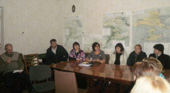 Зустріч з активом Дівичківської ОТГ