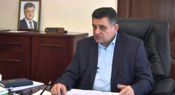 Олександр Терещук – голова Київської обласної державної адміністрації