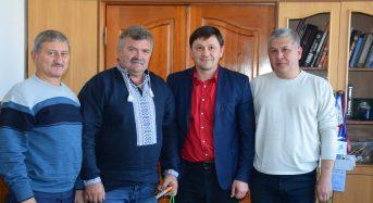 """У нашому місті підписано Угоду про партнерство та співробітництво між Переяслав-Хмельницькою міською радою та Місцевою асоціацією органів місцевого самоврядування """"Крок громад"""""""