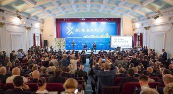 Протягом двох днів у Тернополі проходив масштабний форум місцевого самоврядування «День Діалогу з владою». Взяв участь у ньому і міський голова Тарас Костін