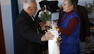 Олександр Петренко пропрацював на швейній фабриці більше 50 років
